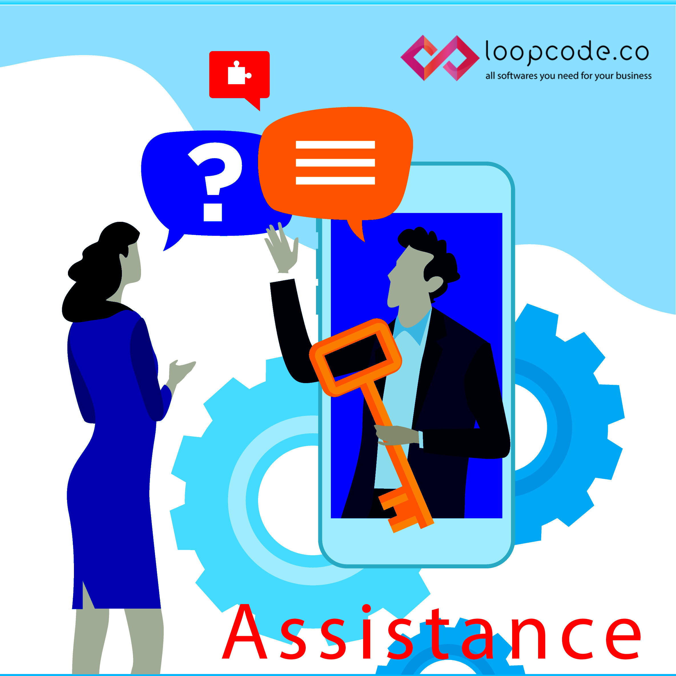 loopcode.co Assistant - Premium