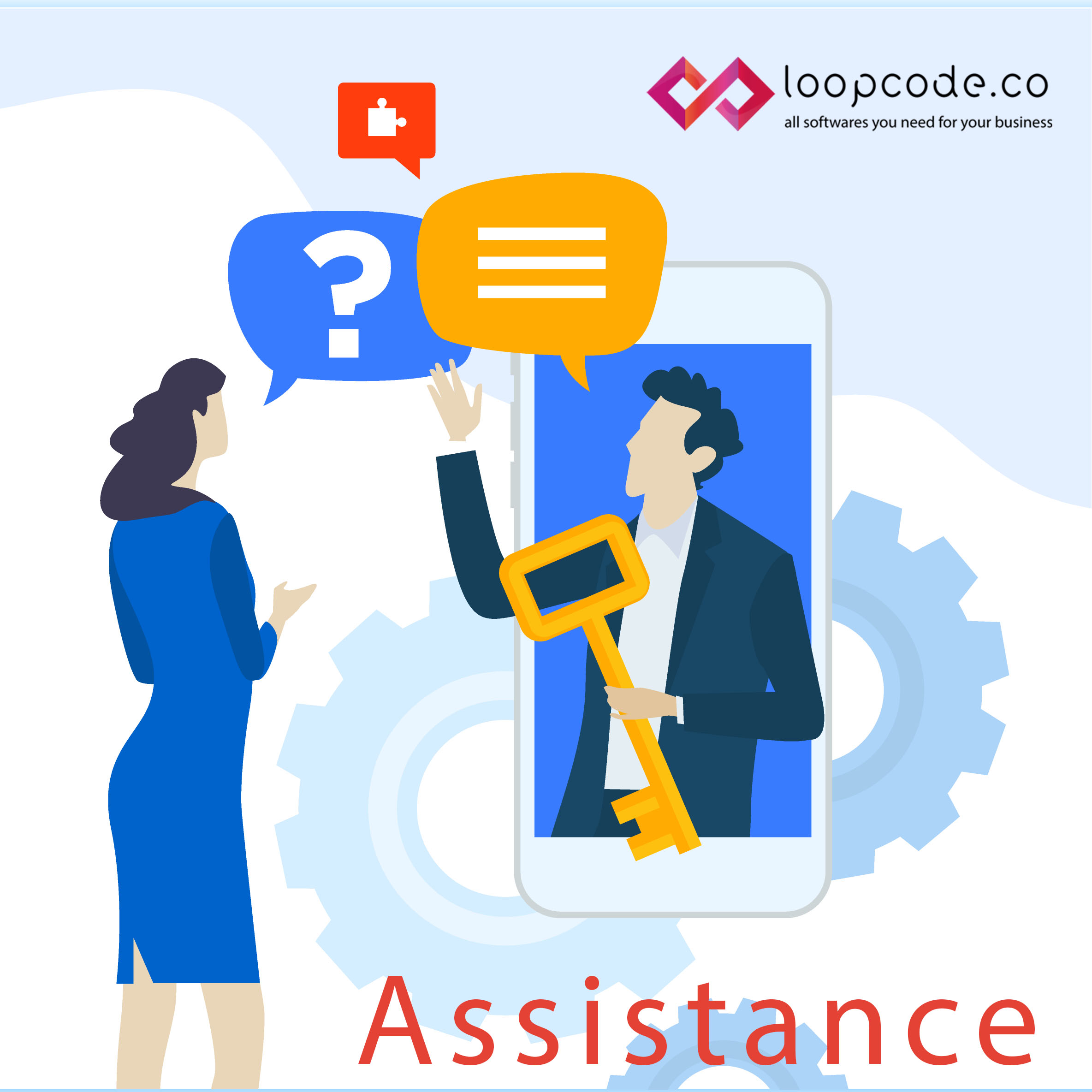 loopcode.co Assistant - Starter