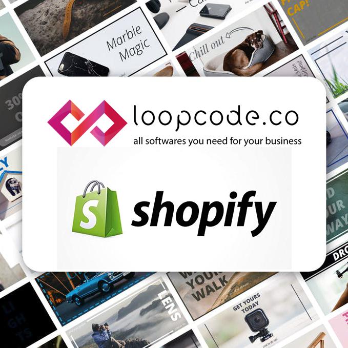 Shopify Expert Hizmeti