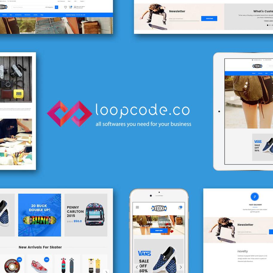 Web Site - Shoprano
